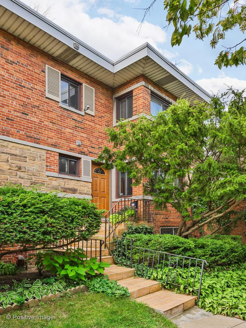 1339 W HOWARD Street #1339, Chicago, IL 60626 - #: 10862487
