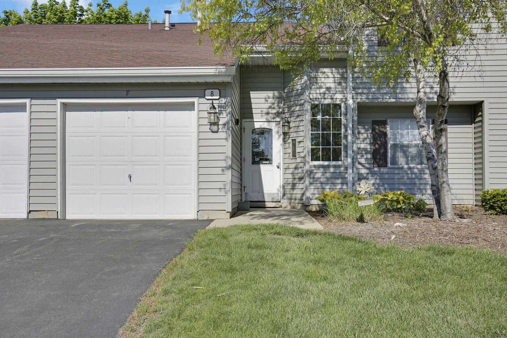8 GANT Circle #E, Streamwood, IL 60107 - #: 11088488