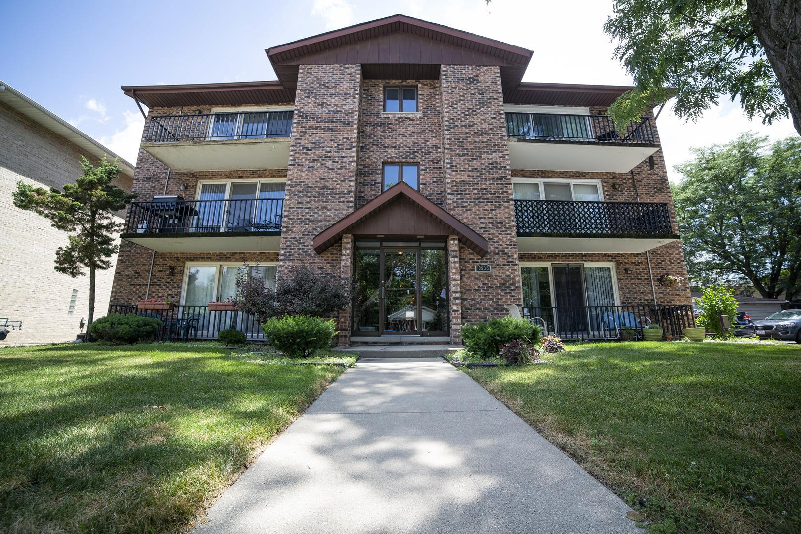 9535 S 54th Avenue #3N, Oak Lawn, IL 60453 - #: 10782489