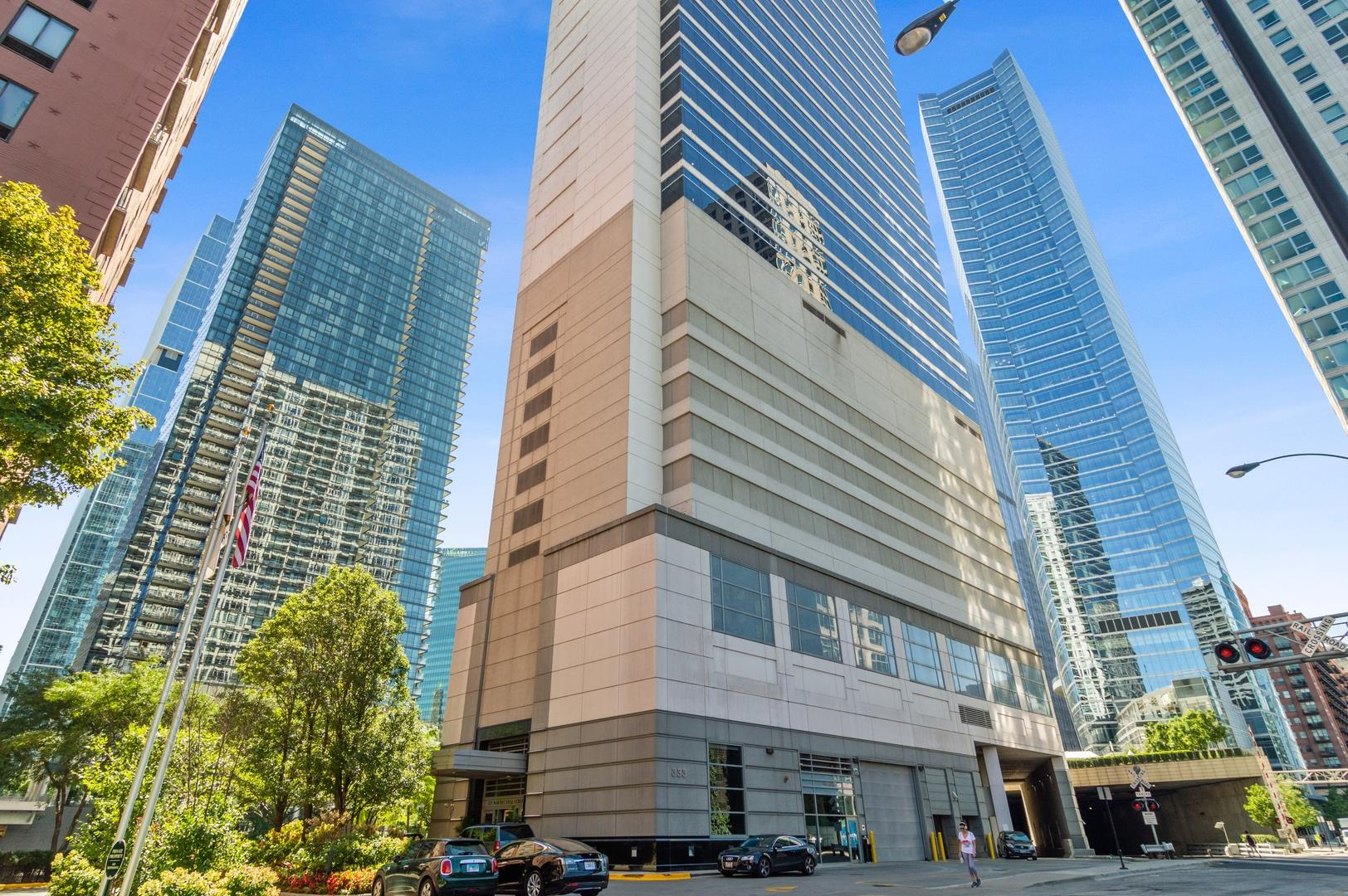 333 N Canal Street #3403, Chicago, IL 60606 - #: 10825489