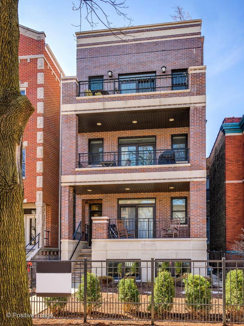 2666 N Orchard Street #1, Chicago, IL 60614 - #: 10827490