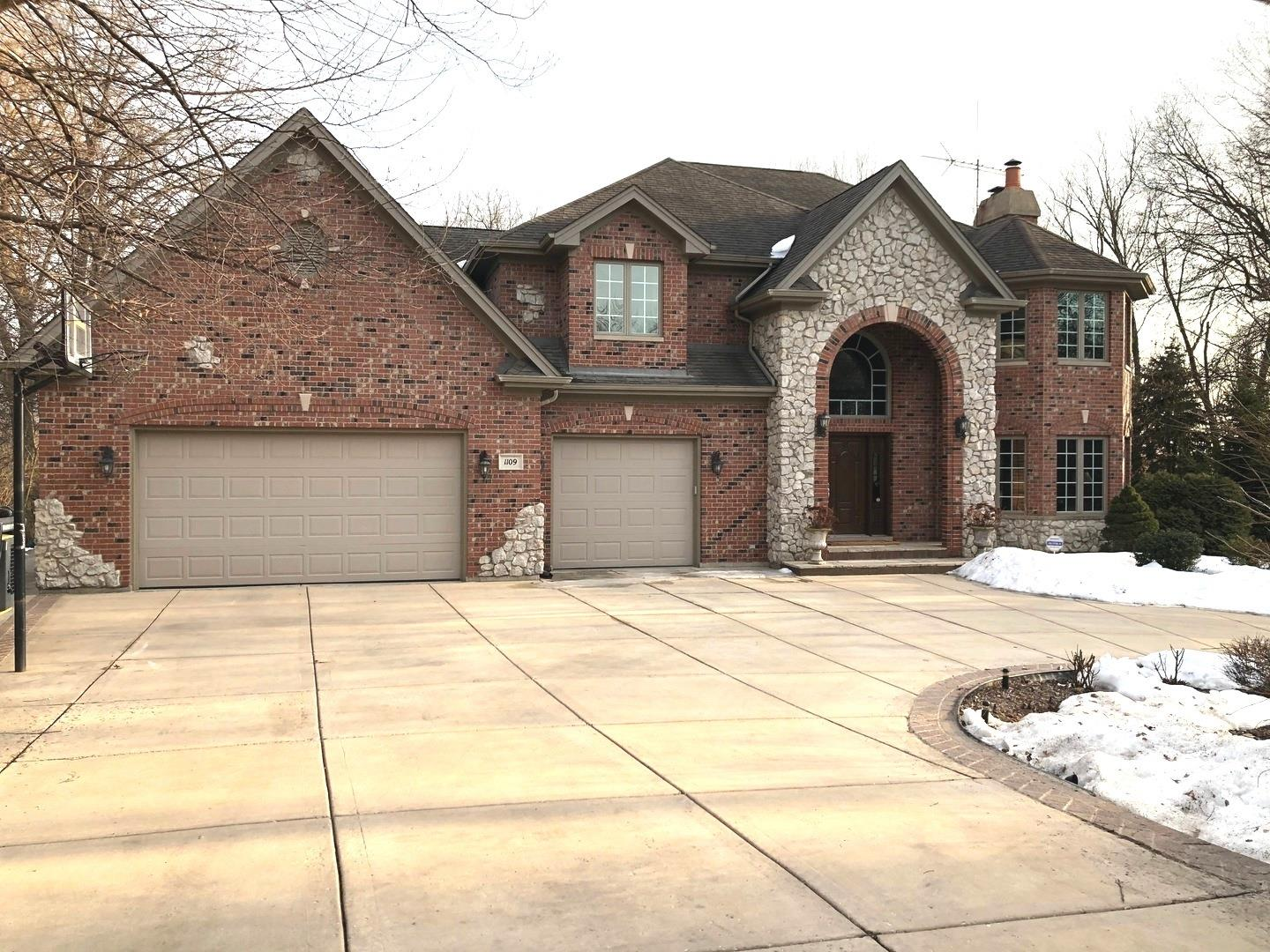 1109 Timber Trails Road, Downers Grove, IL 60516 - #: 11013490
