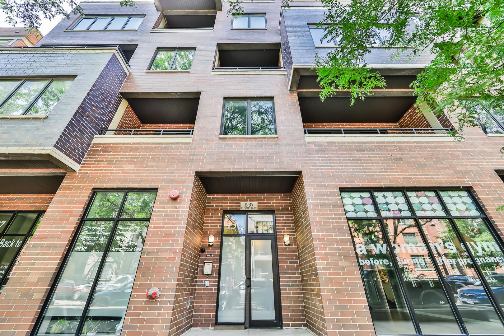 1937 W Diversey Parkway #3F, Chicago, IL 60614 - #: 11054490