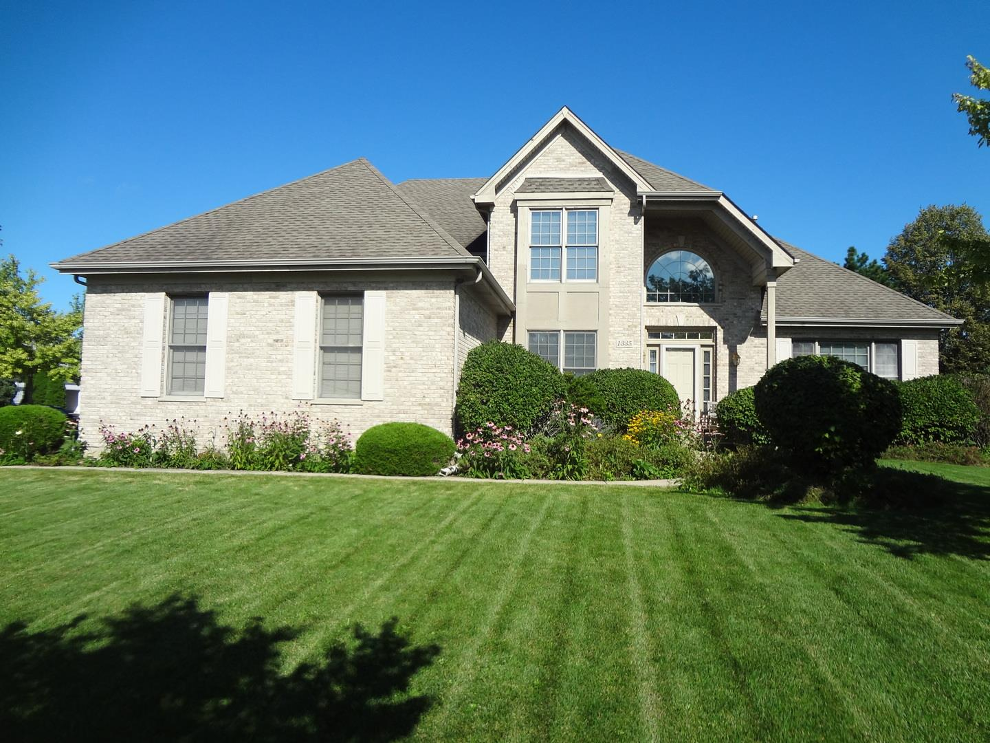 1335 Tunbridge Trail, Algonquin, IL 60102 - #: 10886491