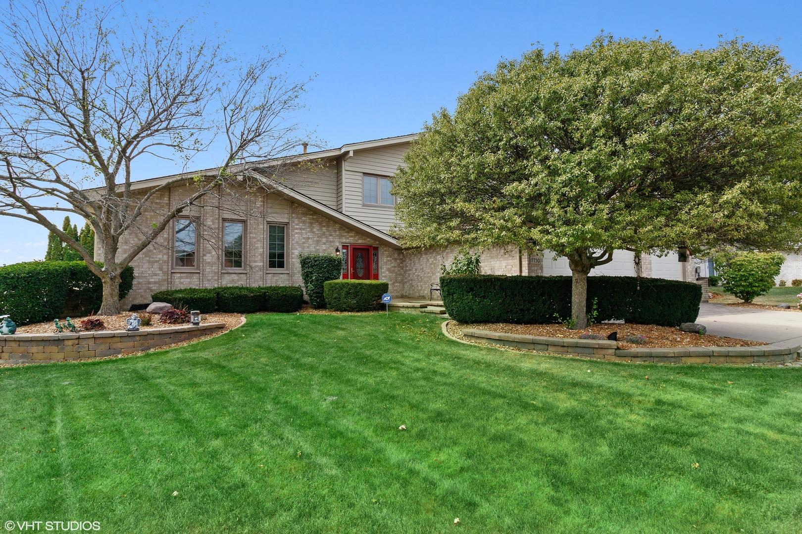 17730 Brook Hill Drive, Orland Park, IL 60467 - #: 10845493