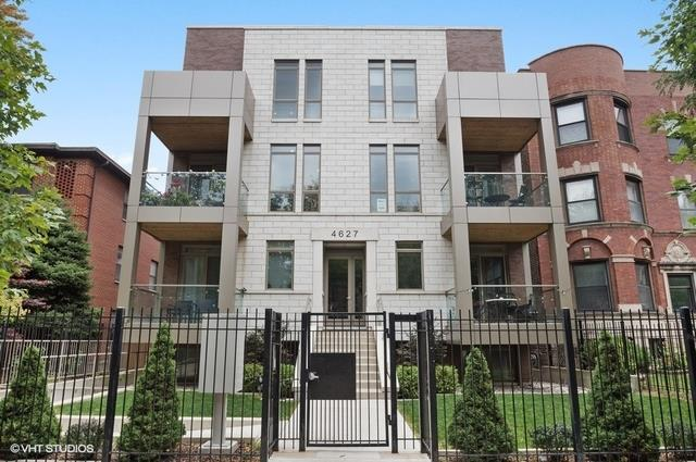 4627 N Beacon Street #1B, Chicago, IL 60640 - #: 11039494