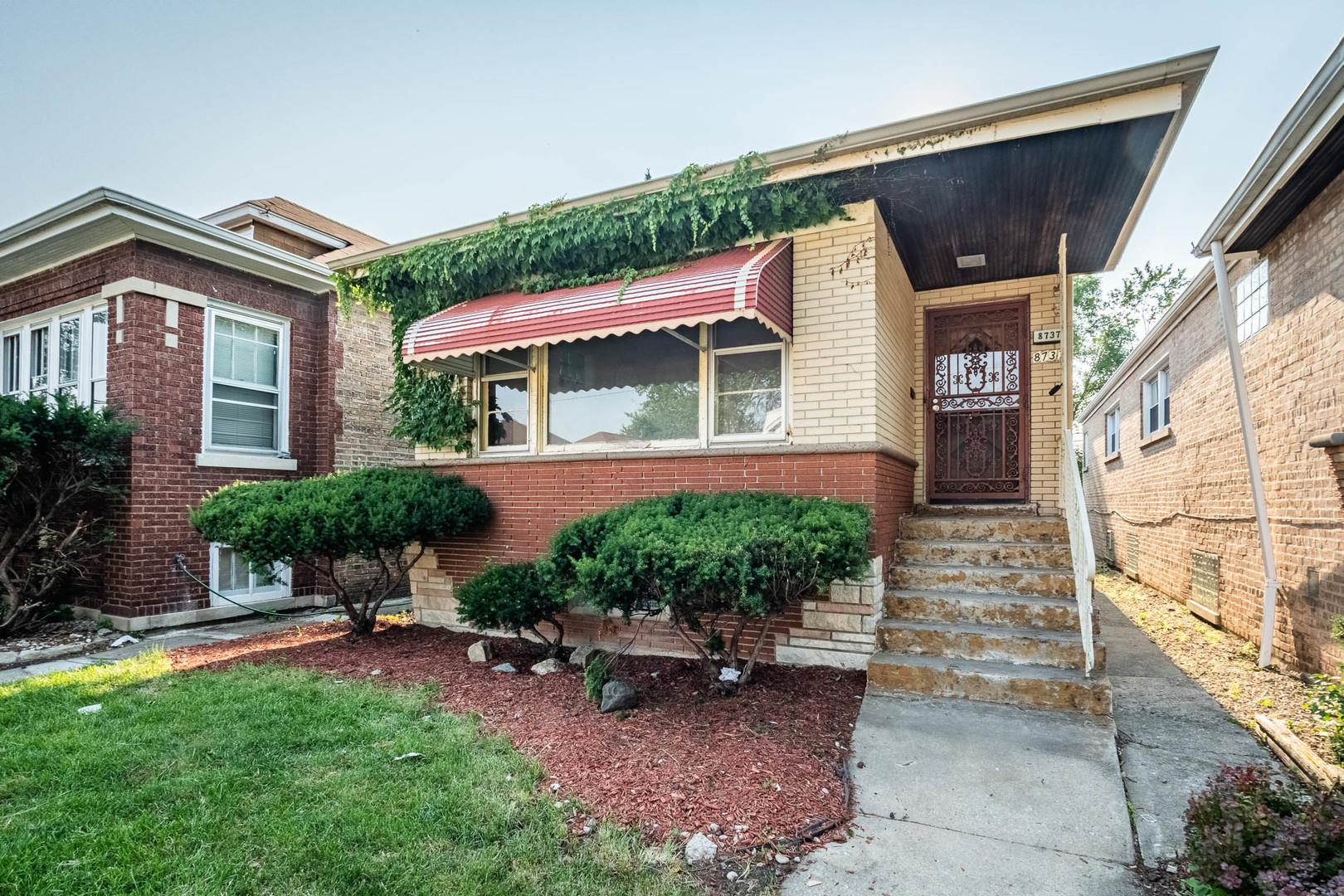 8737 S Honore Street, Chicago, IL 60620 - #: 11142494
