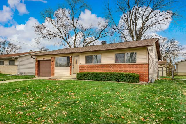 136 E Wrightwood Avenue, Glendale Heights, IL 60139 - #: 10925495