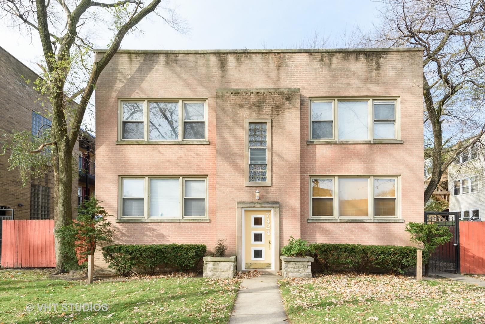 7424 N Winchester Avenue #2S, Chicago, IL 60626 - #: 10938495