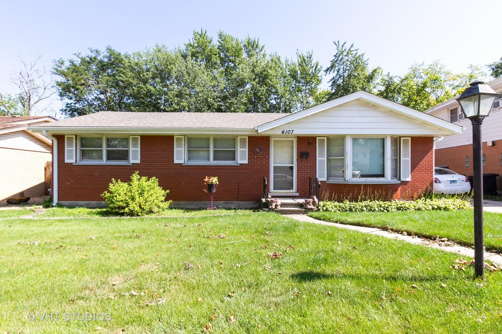 4107 Applewood Lane, Matteson, IL 60443 - #: 10821497