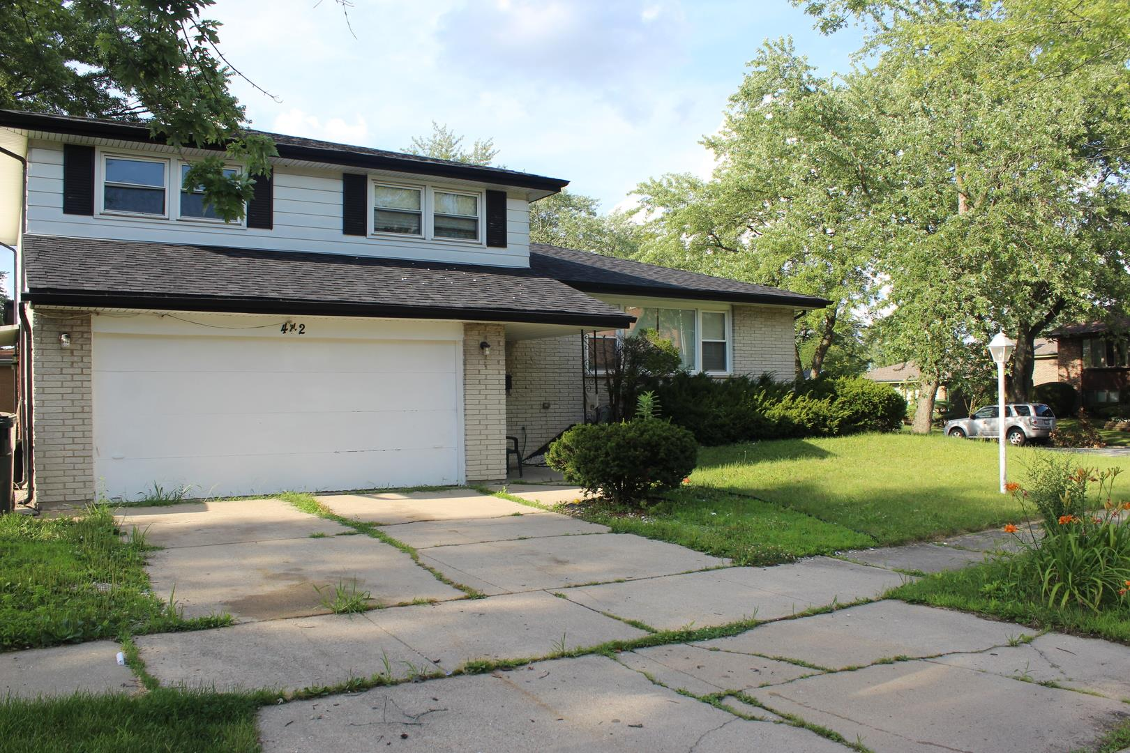 442 E 192nd Street, Glenwood, IL 60425 - #: 10793498