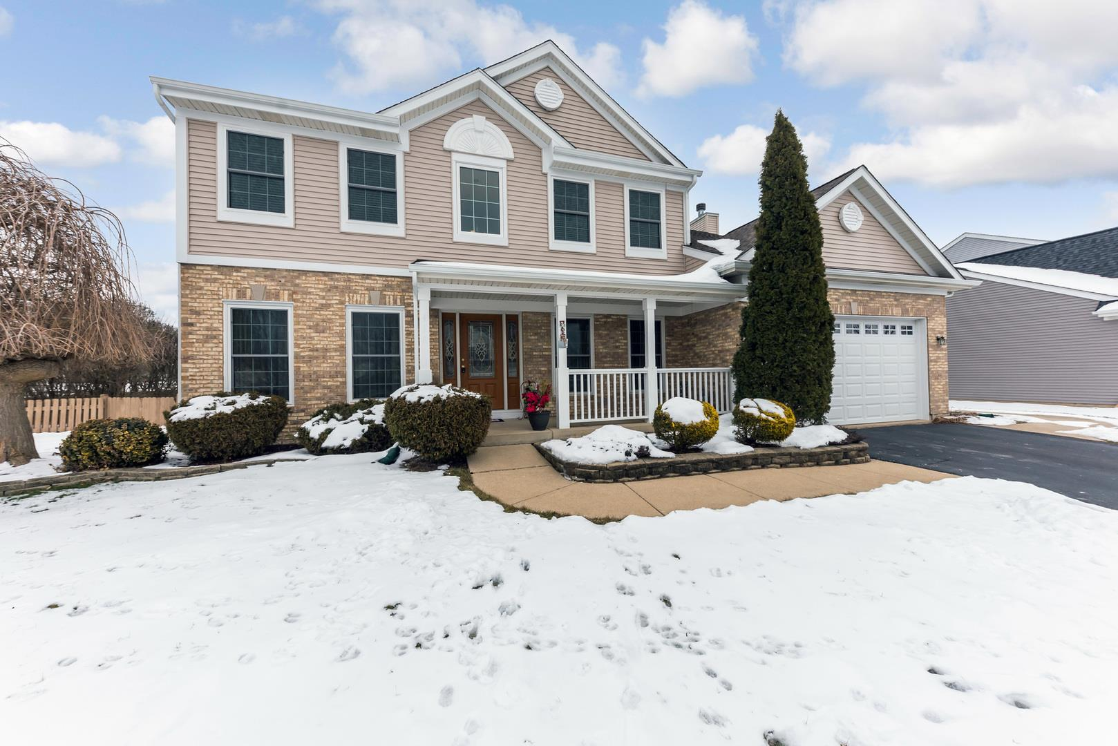 416 RAINTREE Drive, Oswego, IL 60543 - #: 10969498