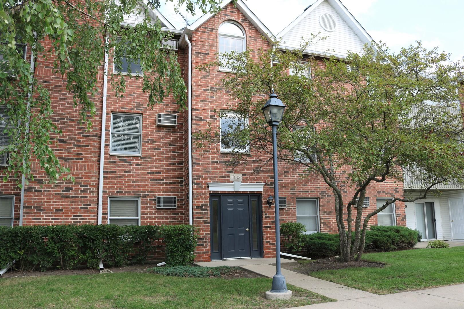 1332 Cunat Court #3, Lake in the Hills, IL 60156 - #: 10861499
