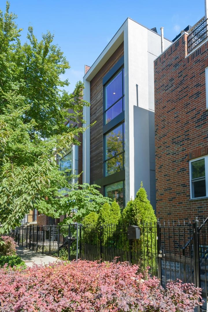 1541 N Wood Street #2, Chicago, IL 60622 - #: 10929499
