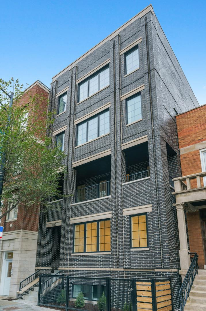 1142 W Diversey Parkway #1, Chicago, IL 60614 - #: 10974502