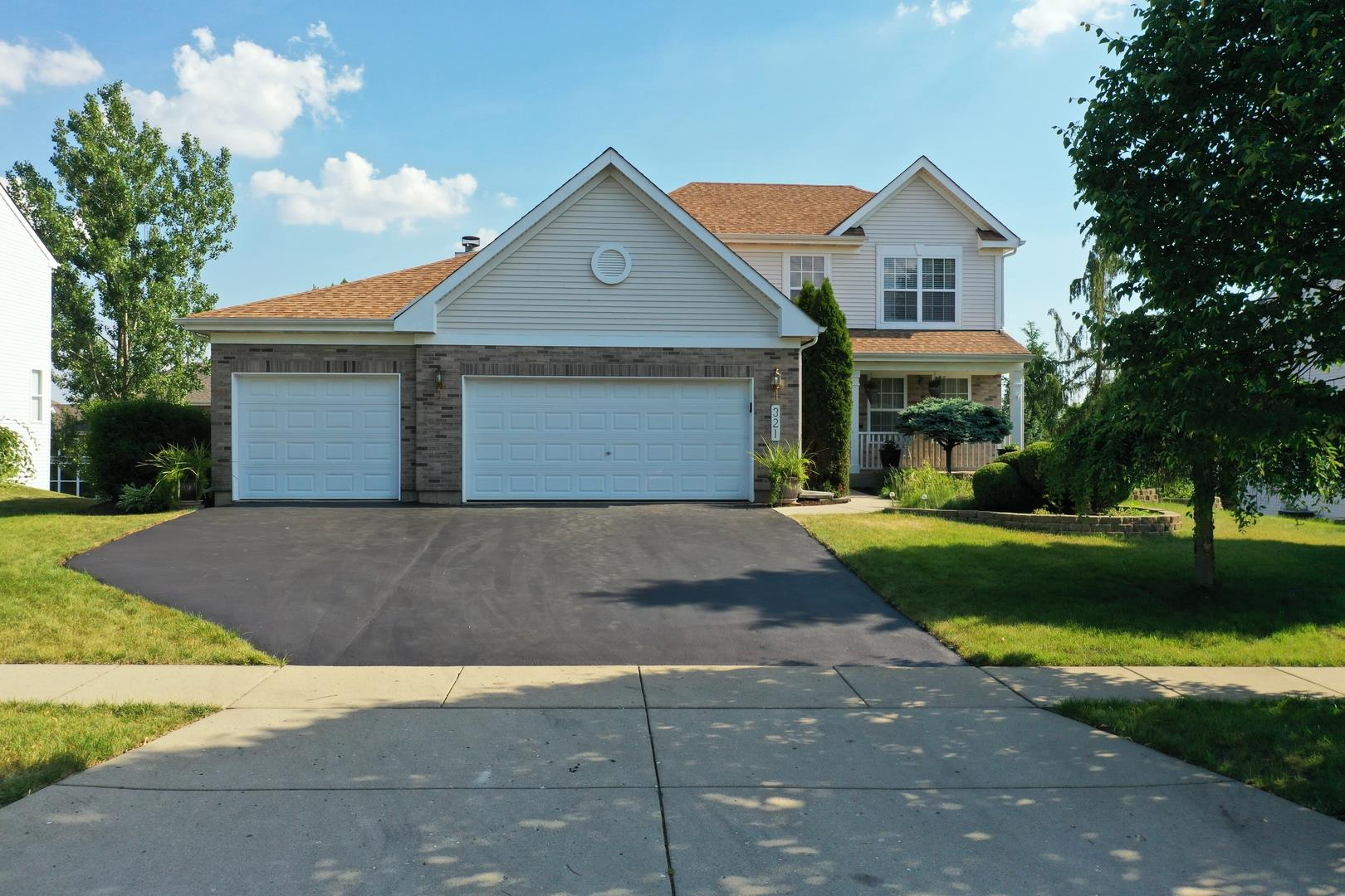 321 Diamond Back Way, Algonquin, IL 60102 - #: 10756503