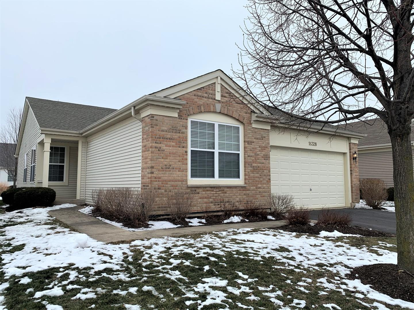 16328 Eugene Siegel Court, Crest Hill, IL 60403 - #: 10972503