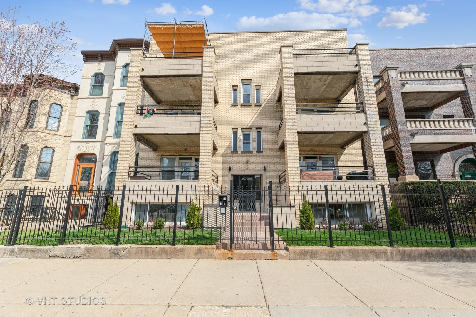 3527 S King Drive #3N, Chicago, IL 60653 - #: 11045503