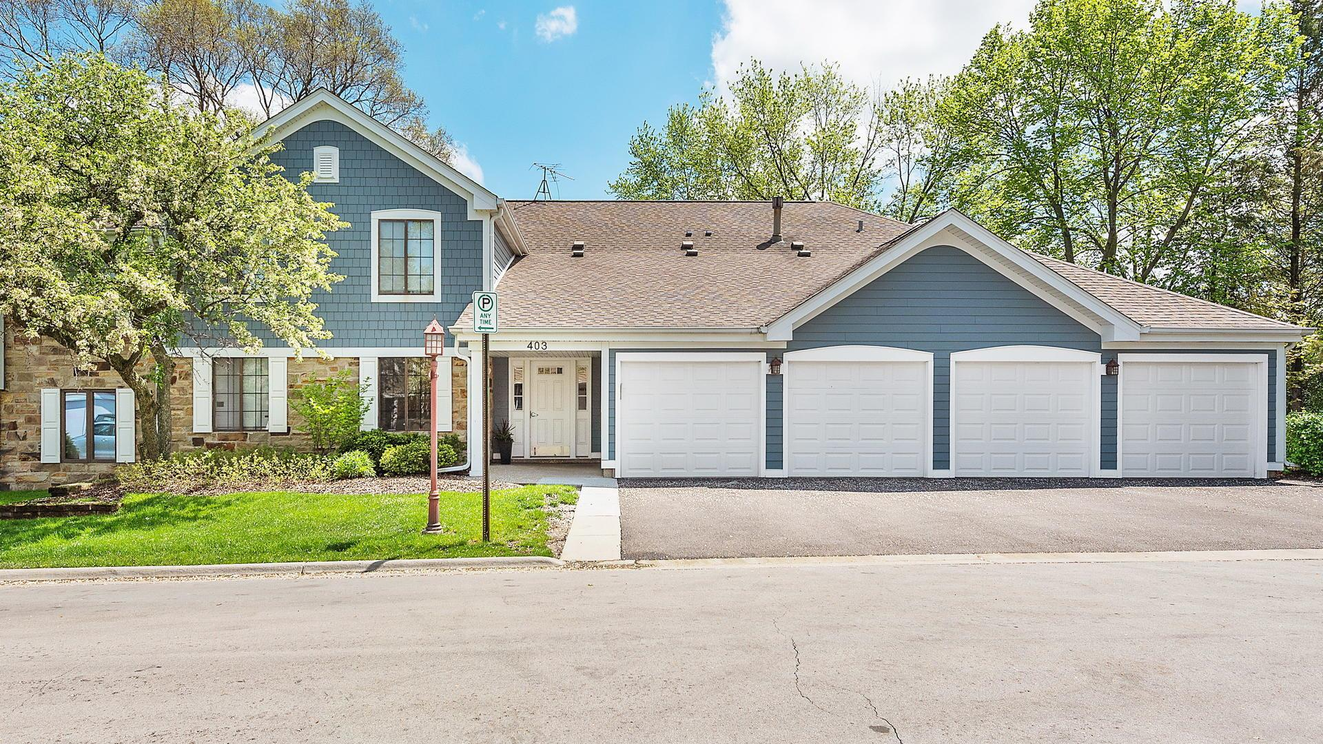 403 sandalwood Lane #D1, Schaumburg, IL 60193 - #: 10721505