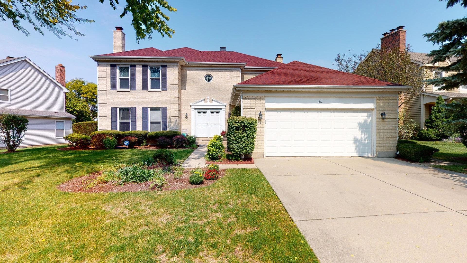 212 W Plum Grove Circle, Arlington Heights, IL 60004 - #: 10862505