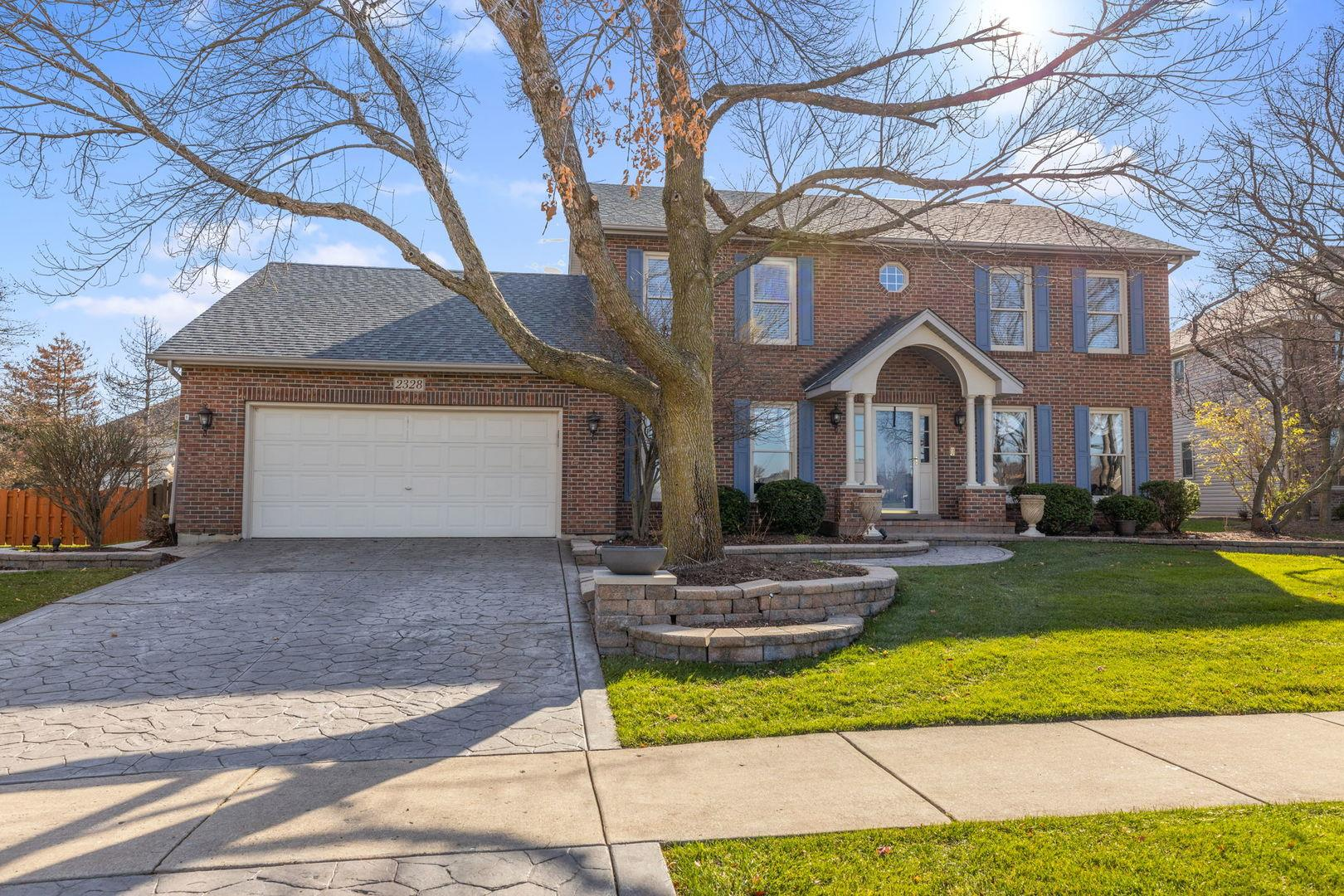 2328 High Meadow Road, Naperville, IL 60564 - #: 10940506