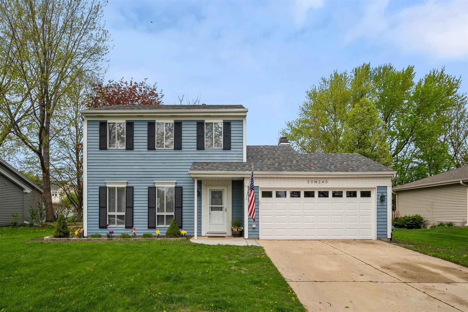 30w240 Leominster Court, Warrenville, IL 60555 - #: 11065506