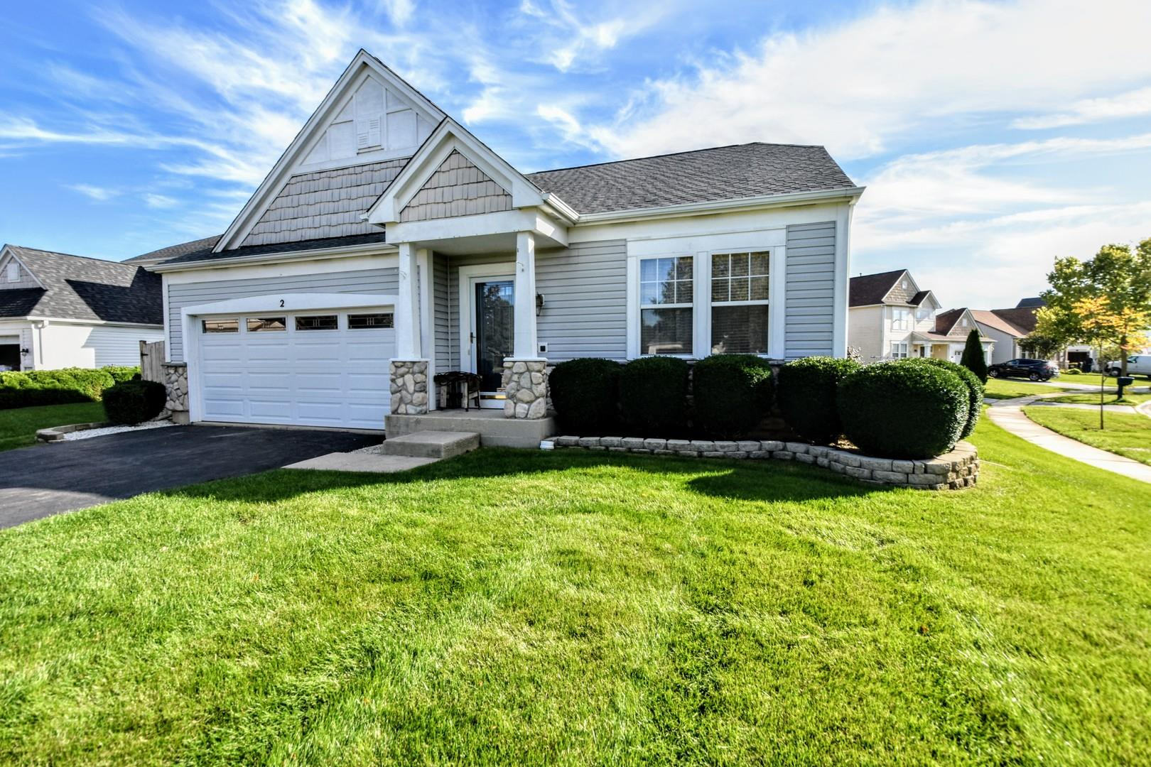 2 Wexford Court, Lake In The Hills, IL 60156 - #: 10564507