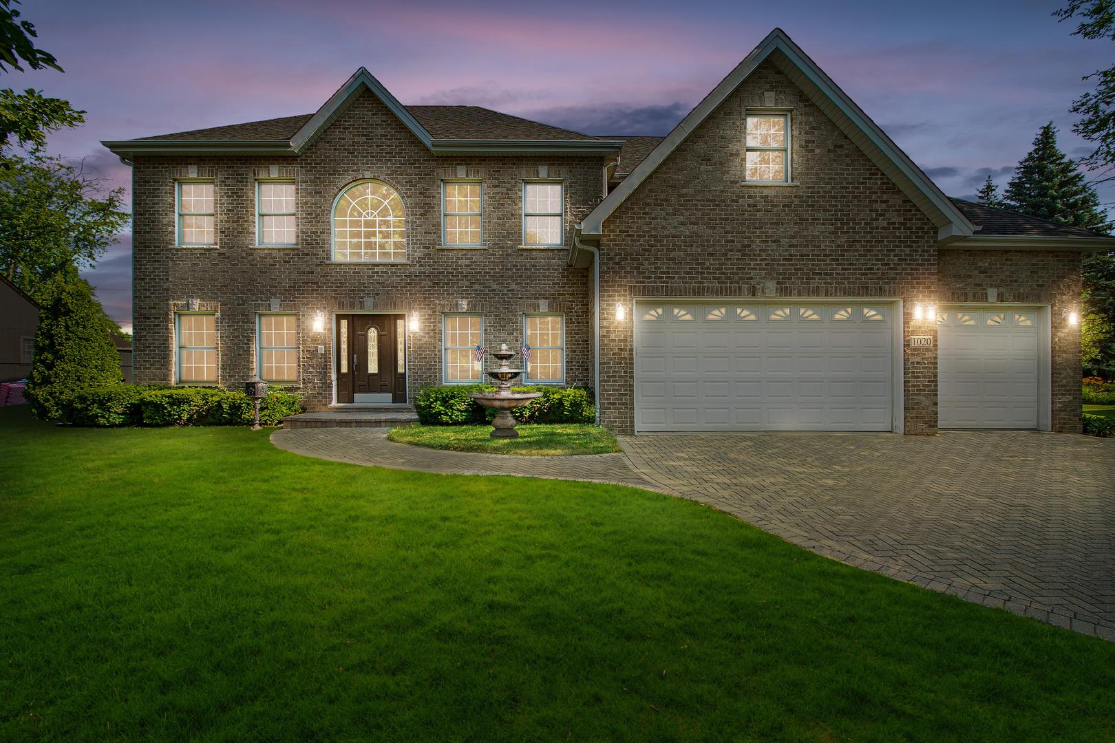 1020 W 55th Place, Countryside, IL 60525 - #: 10967507