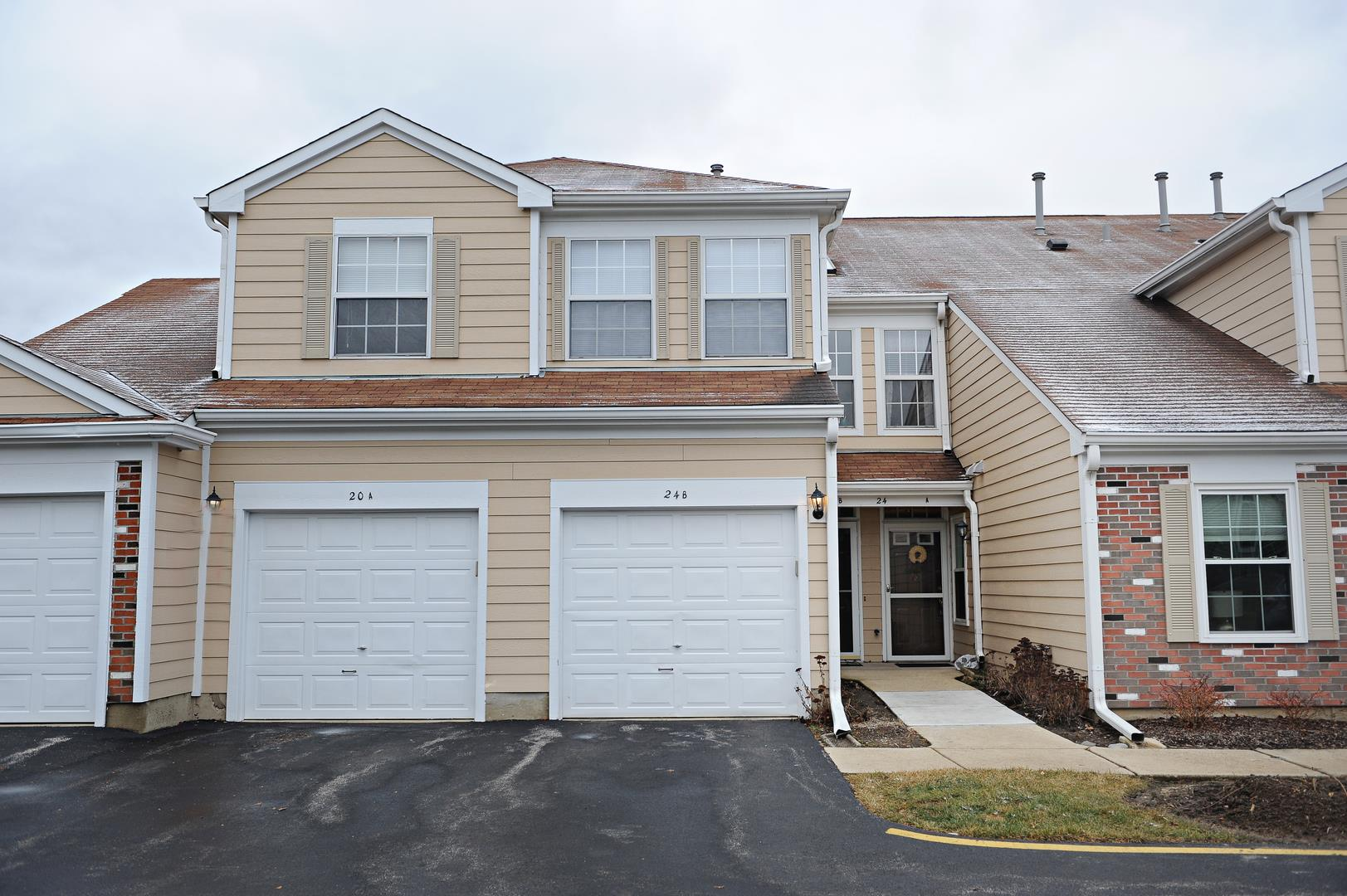 24 Truman Court #B, Streamwood, IL 60107 - #: 10602508