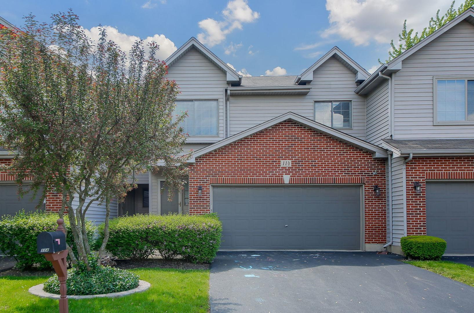 114 DEER RUN Lane #114, Elgin, IL 60120 - #: 10740508