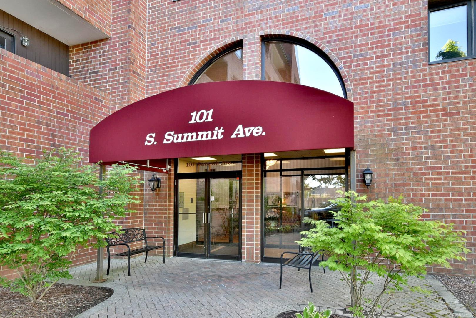 101 S Summit Avenue #204, Park Ridge, IL 60068 - #: 11086508