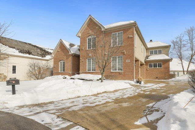 602 Sutherland Court, Inverness, IL 60010 - #: 10996510