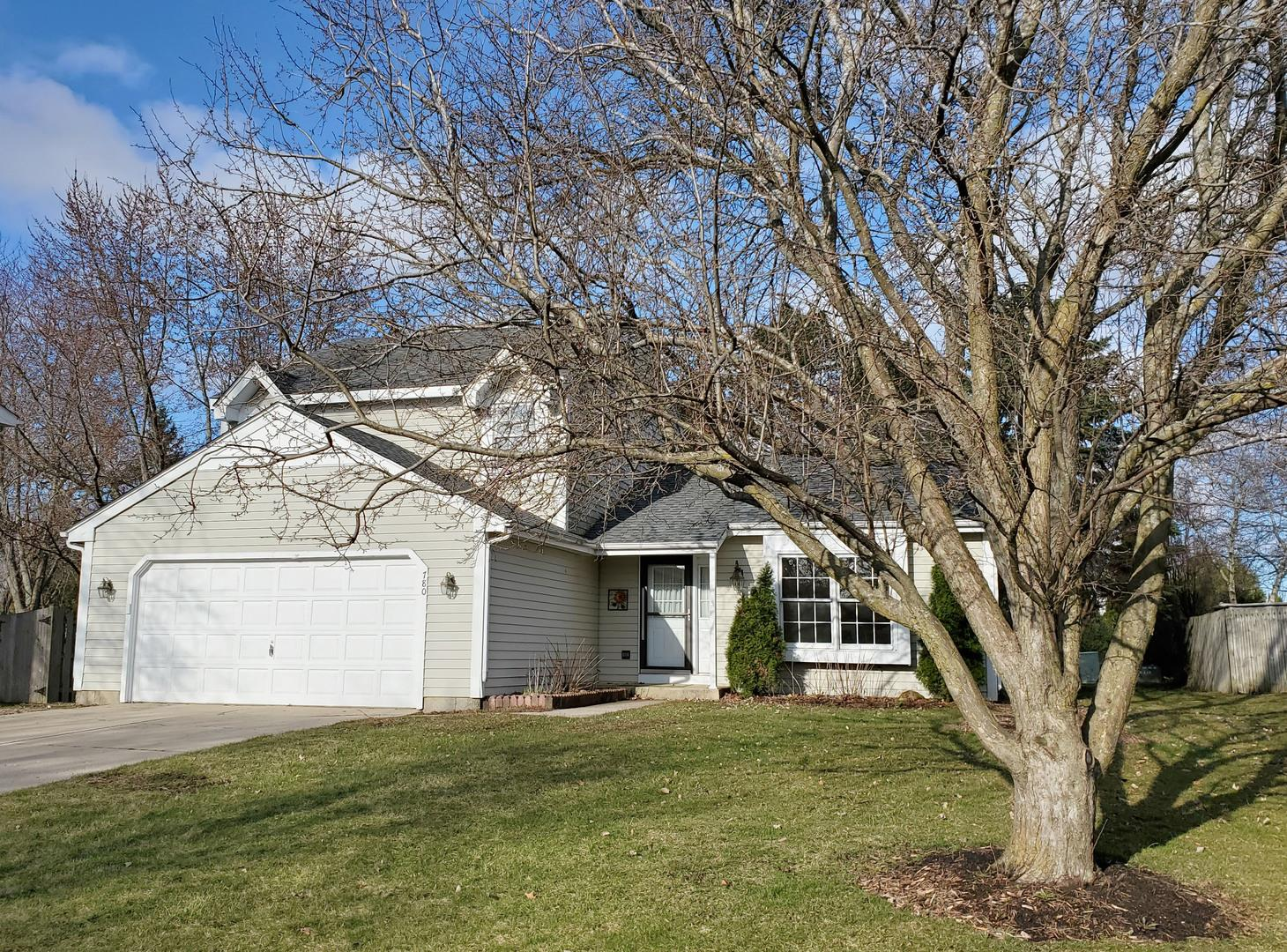 780 COVINGTON Circle, Crystal Lake, IL 60014 - #: 10523512