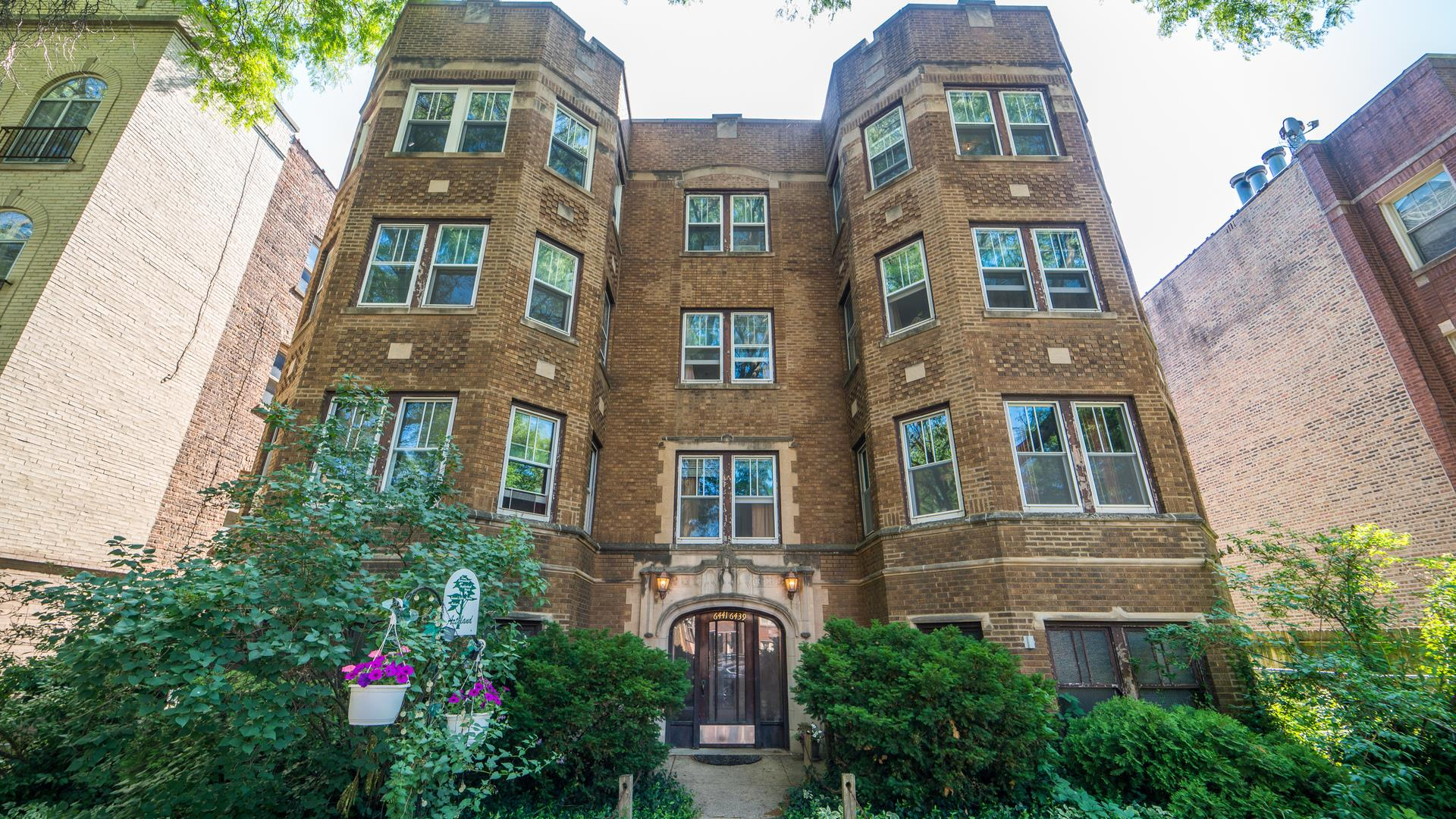 6439 N Bell Avenue #1S, Chicago, IL 60645 - #: 11122512