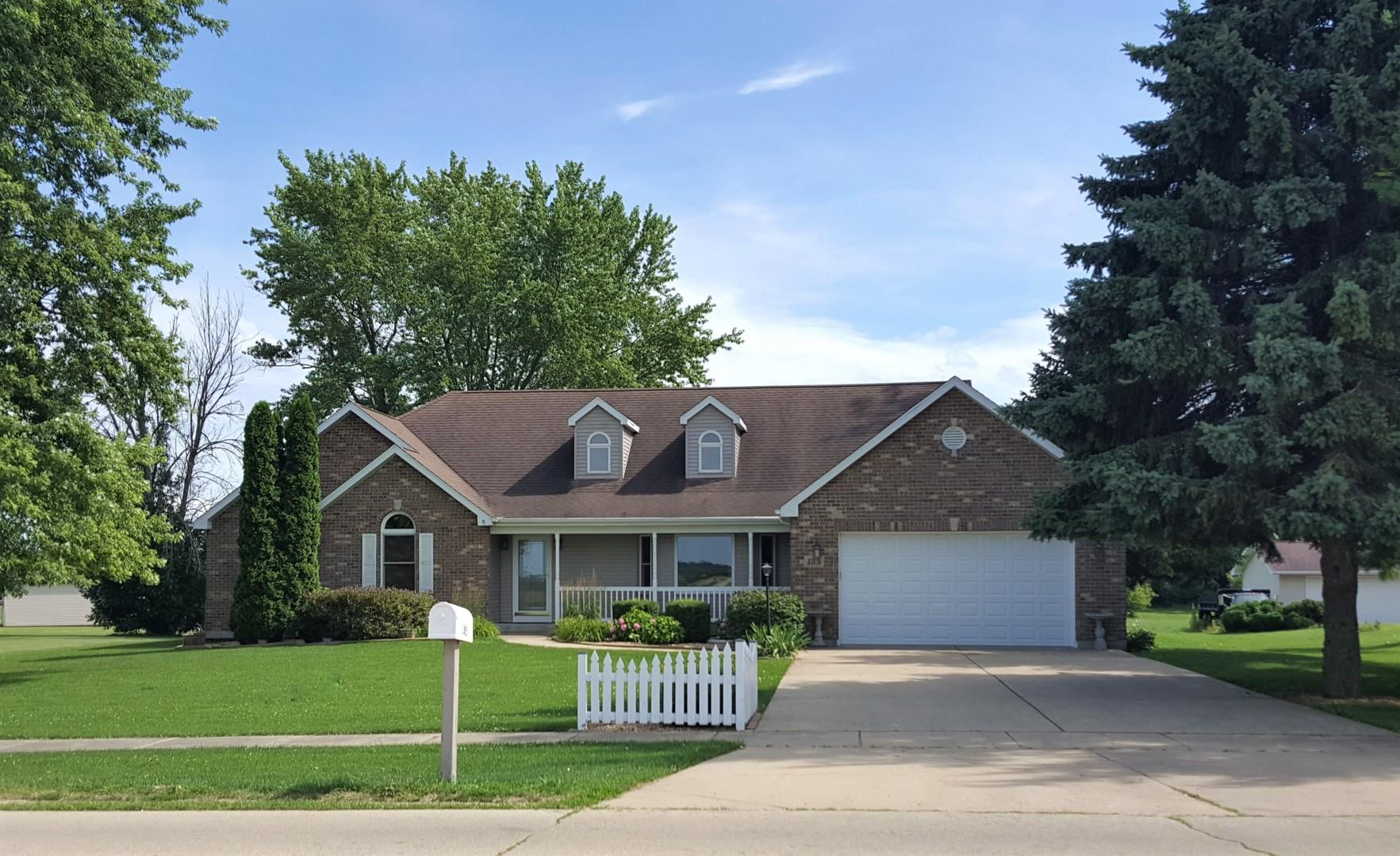 185 Chicago Road, Paw Paw, IL 61353 - #: 10789515
