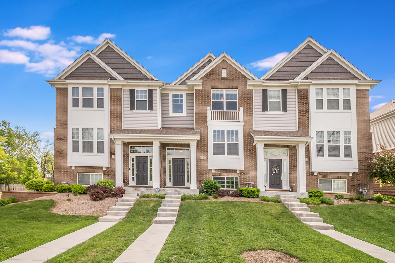 1482 N Charles Avenue, Naperville, IL 60563 - #: 11097516