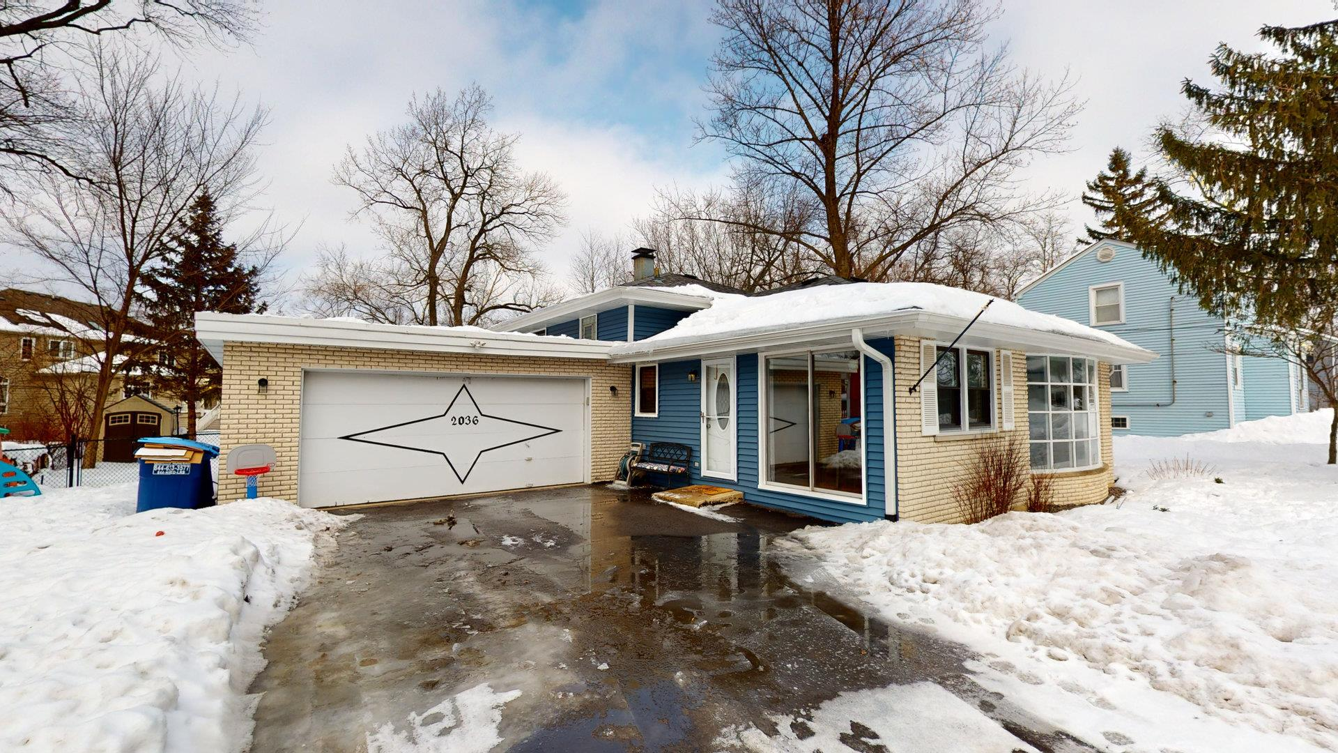 2036 Howard Avenue, Downers Grove, IL 60515 - #: 11004517