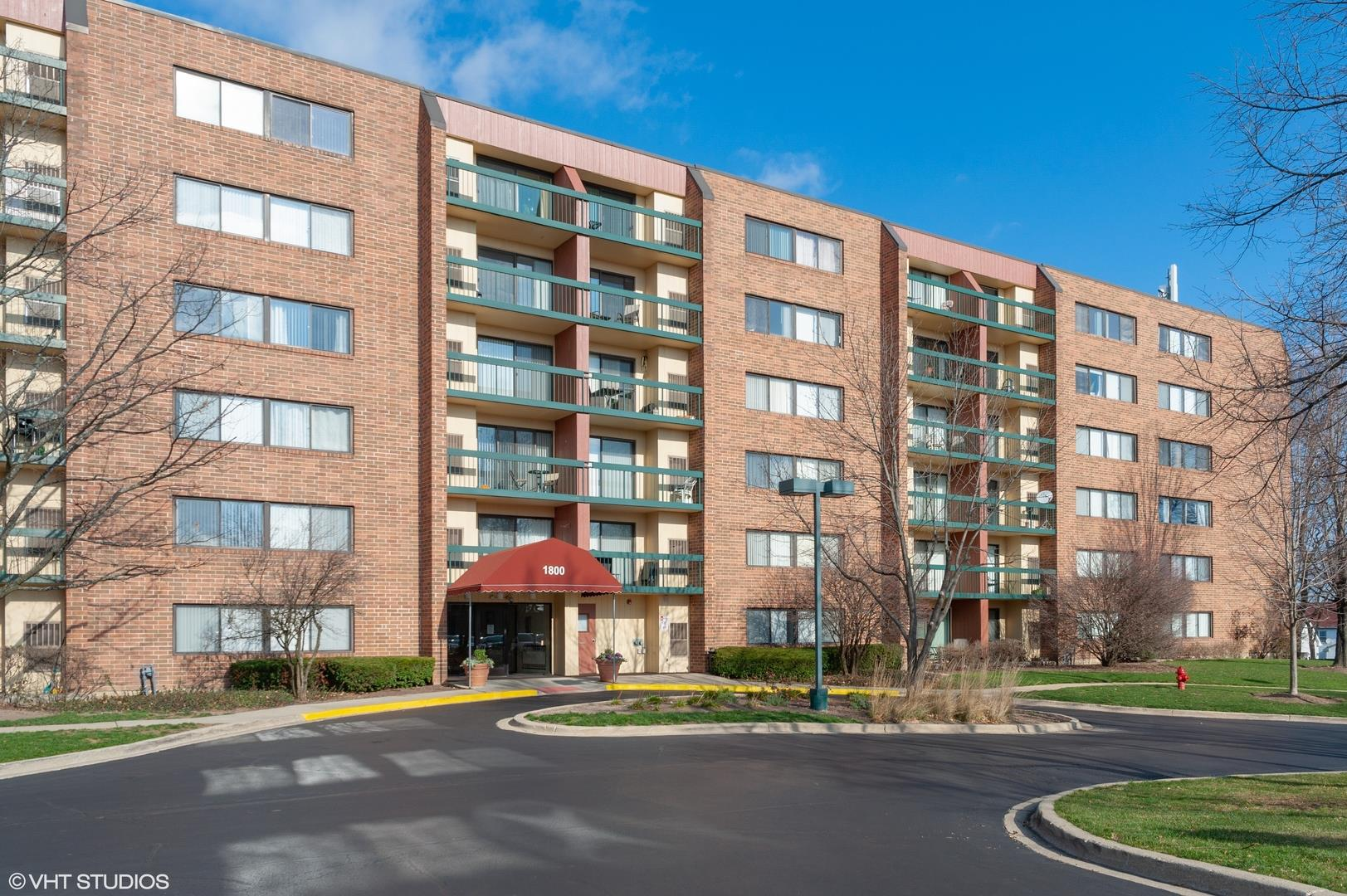 1800 Huntington Boulevard #201, Hoffman Estates, IL 60169 - #: 10940518