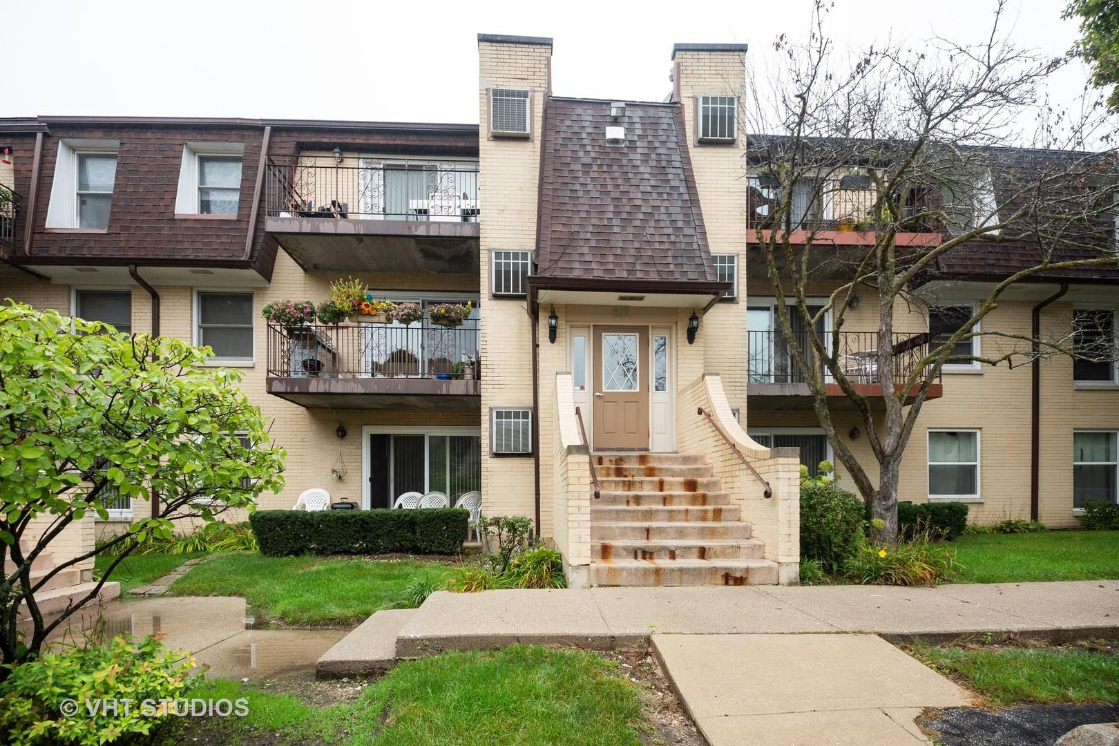 812 N River Road #1C, Mount Prospect, IL 60056 - #: 10763520