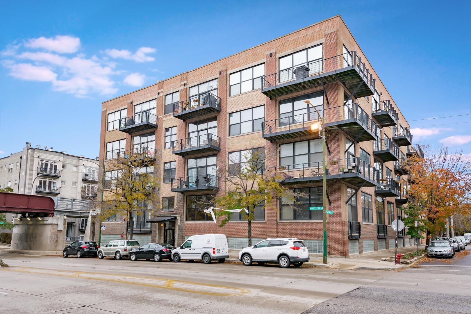1751 N Western Avenue #402, Chicago, IL 60647 - #: 10918521