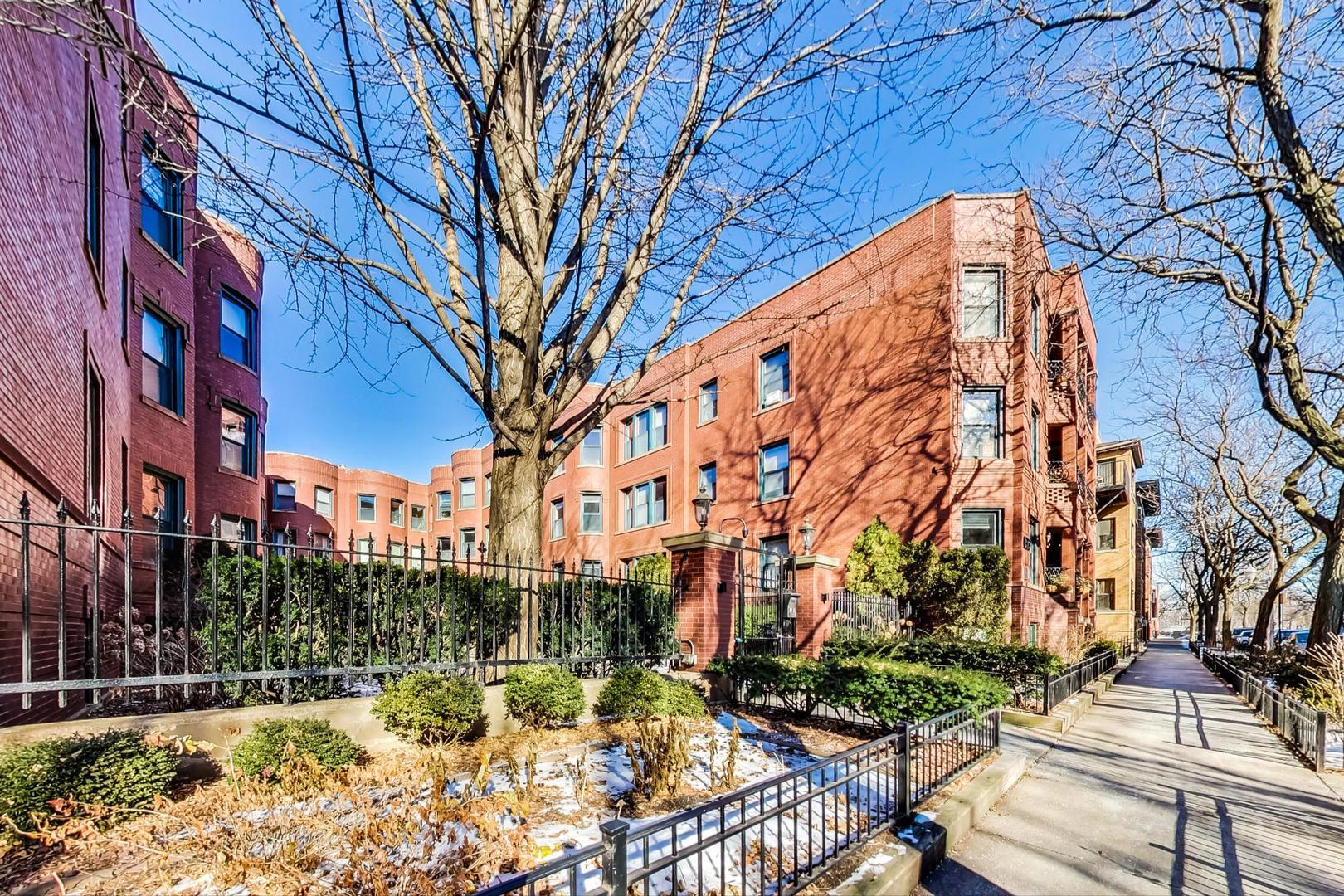 828 W Lakeside Place #1N, Chicago, IL 60640 - #: 10991524
