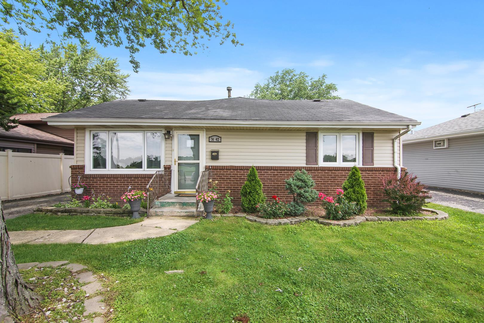 7442 W 115th Street, Worth, IL 60482 - #: 10475525