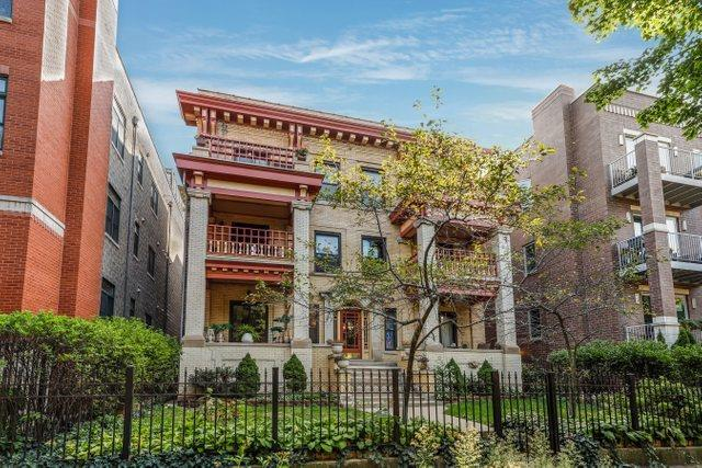 4311 N Kenmore Avenue #1, Chicago, IL 60613 - #: 10882525