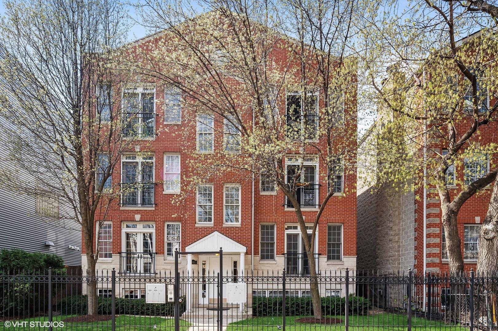1528 N Claremont Avenue #1S, Chicago, IL 60622 - #: 11050525