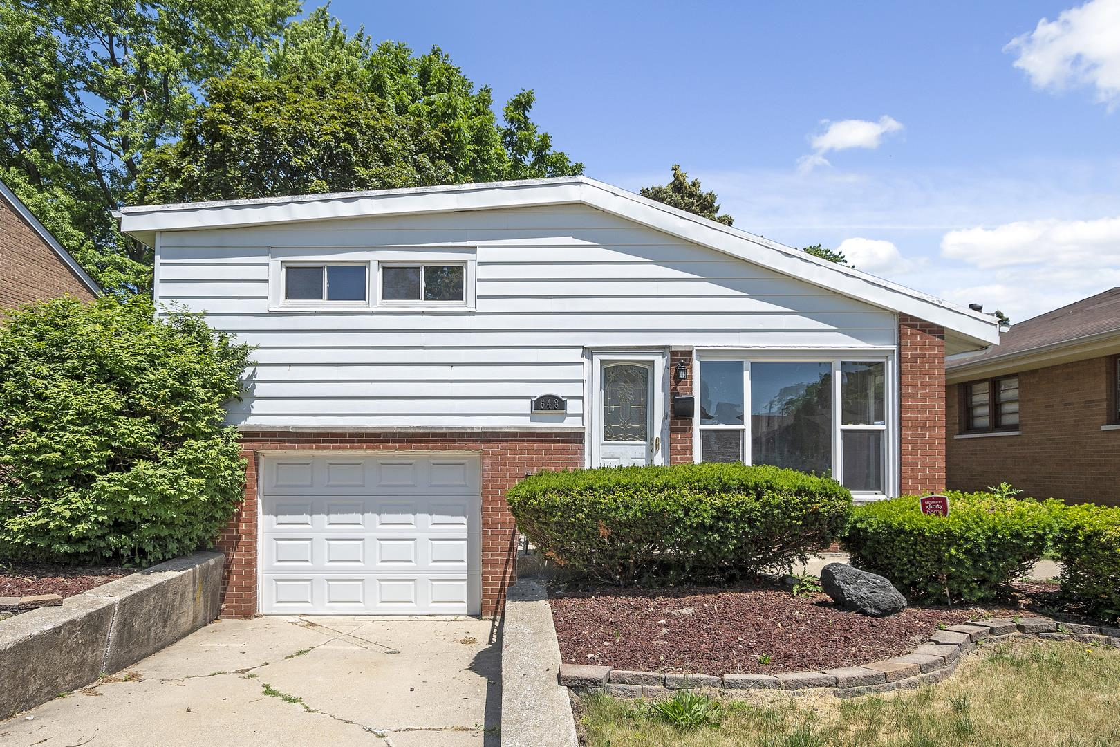 548 Marie Drive, South Holland, IL 60473 - #: 11126525