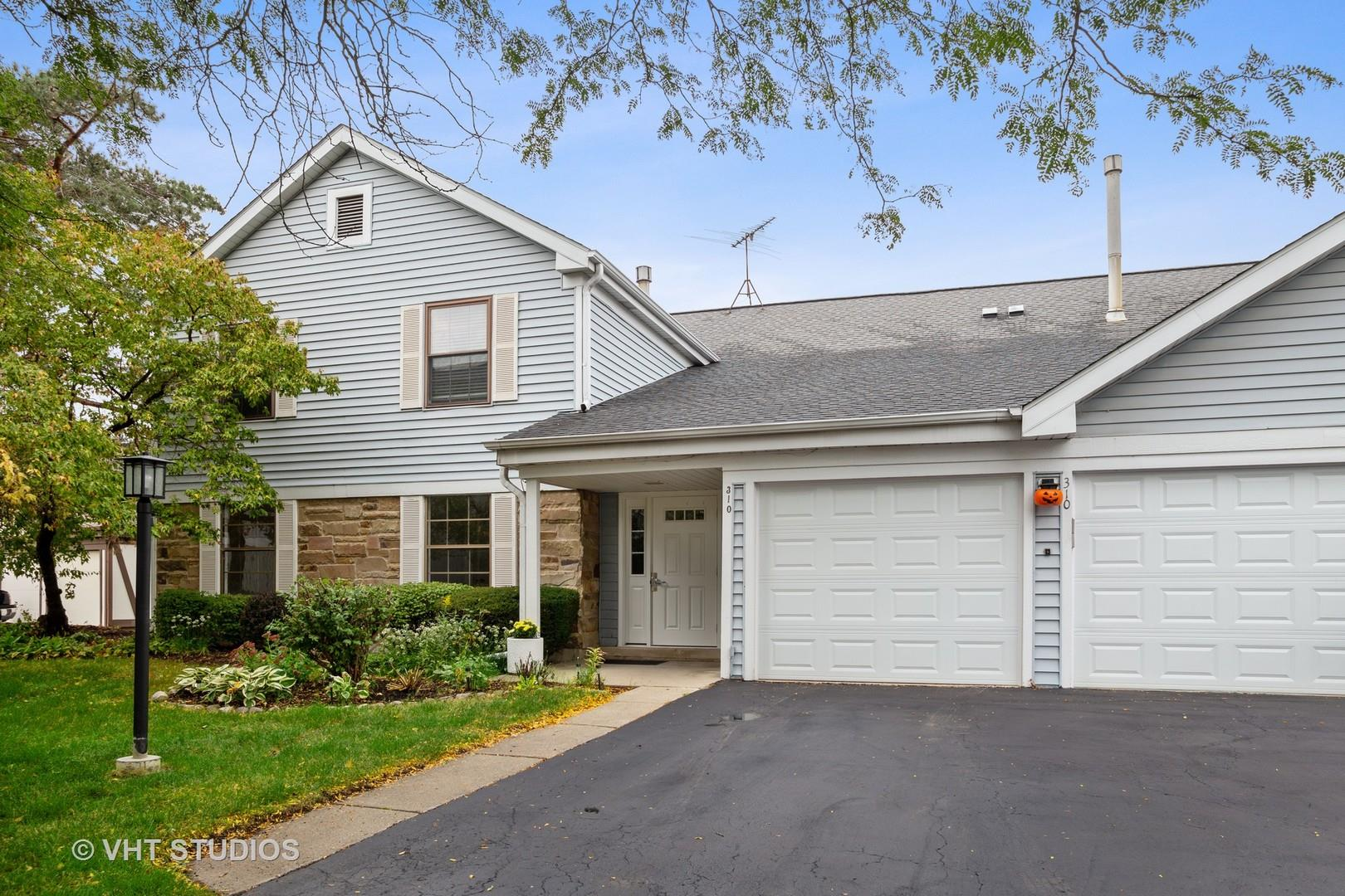 310 Oak Meadow Court #B1, Schaumburg, IL 60193 - #: 10894527
