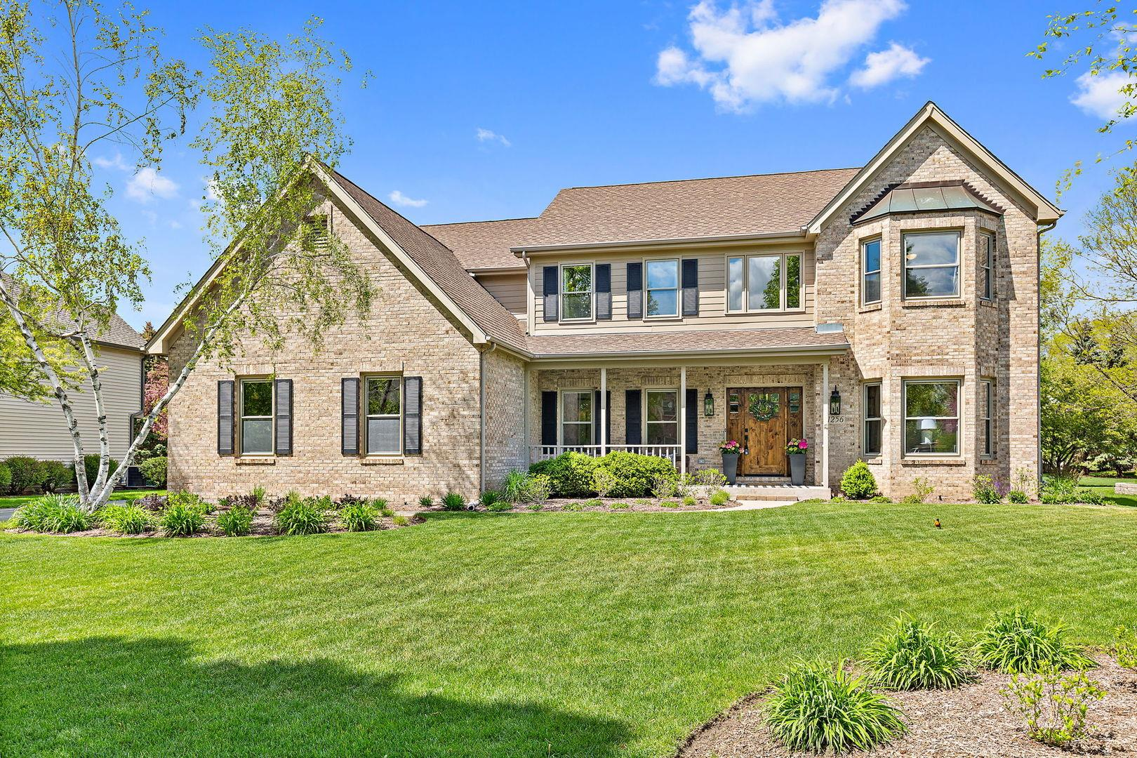 1256 Williamsburg Lane, Crystal Lake, IL 60014 - #: 11071527