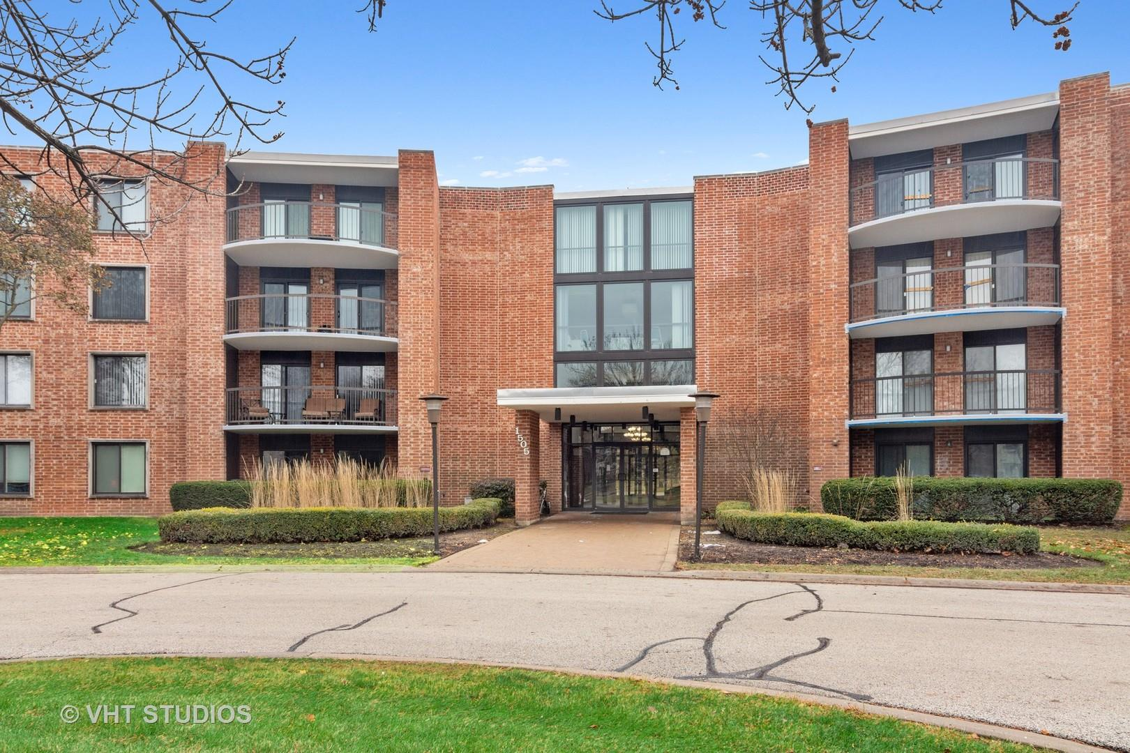 1505 E Central Road UNIT 114B, Arlington Heights, IL 60005 - #: 10575528