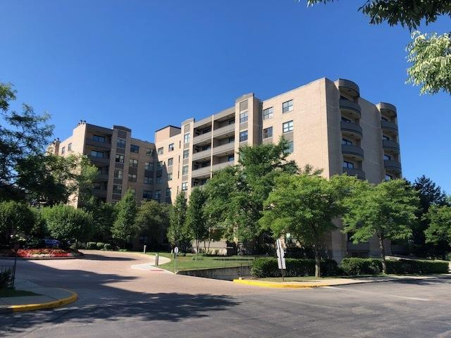 4545 W Touhy Avenue #317, Lincolnwood, IL 60712 - #: 10858530
