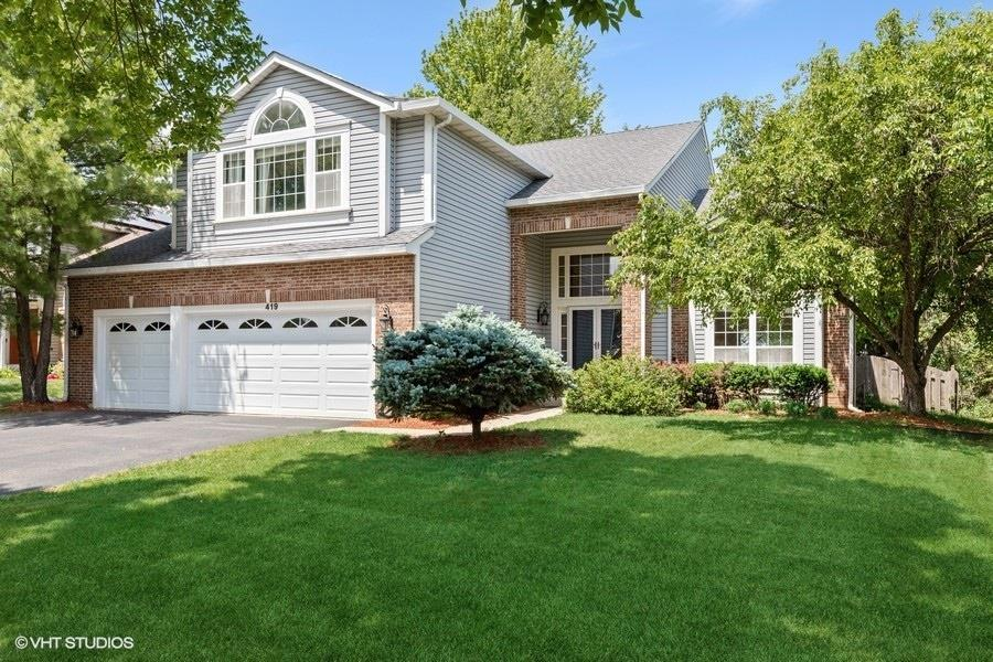 419 Starwood Pass, Lake in the Hills, IL 60156 - #: 11173530